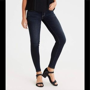 AEO Jegging SuperSoft X4 Jeans size 2